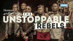Hennessy Cypher - Rebels On The Mic Ft. Yung6ix, Wale Turner, Payper, Tegagat & Stage1ne